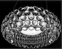 New FOSCARINI Style Caboche Acrylic Ball Pendant Lamp + free shipping modern chandelier Dia 53cm*100cm,G9 source
