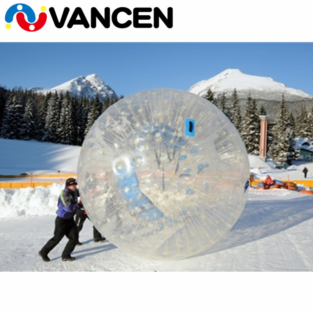 inflatable bubble soccer ball53