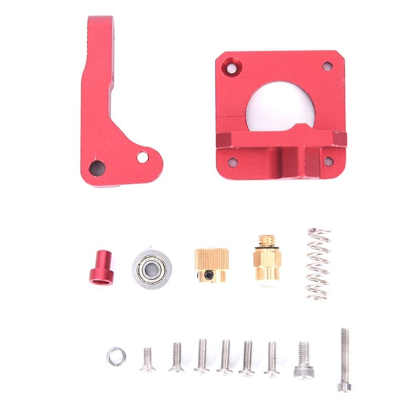 3D Printer Parts MK8 Extruder Upgrade Aluminum Block Bowden Extruder 1.75mm Filament Reprap Extrusion For CR-7 CR-8 CR-10