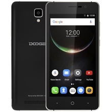 Original Doogee X10 3G Smartphone 5.0 Inch Android 6.0 MTK6570 Dual Core 1.0GHz Mobilephone 512MB RAM 8G ROM 8.0MP Camera GPS(China)