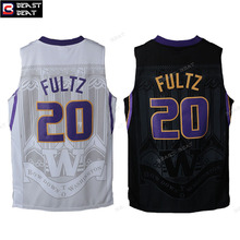 Beast Beat Markelle Fultz #20 Washington University Basketball Jerseys Cheap Throwback Jerseys Student Team Breathable Jerseys(China)