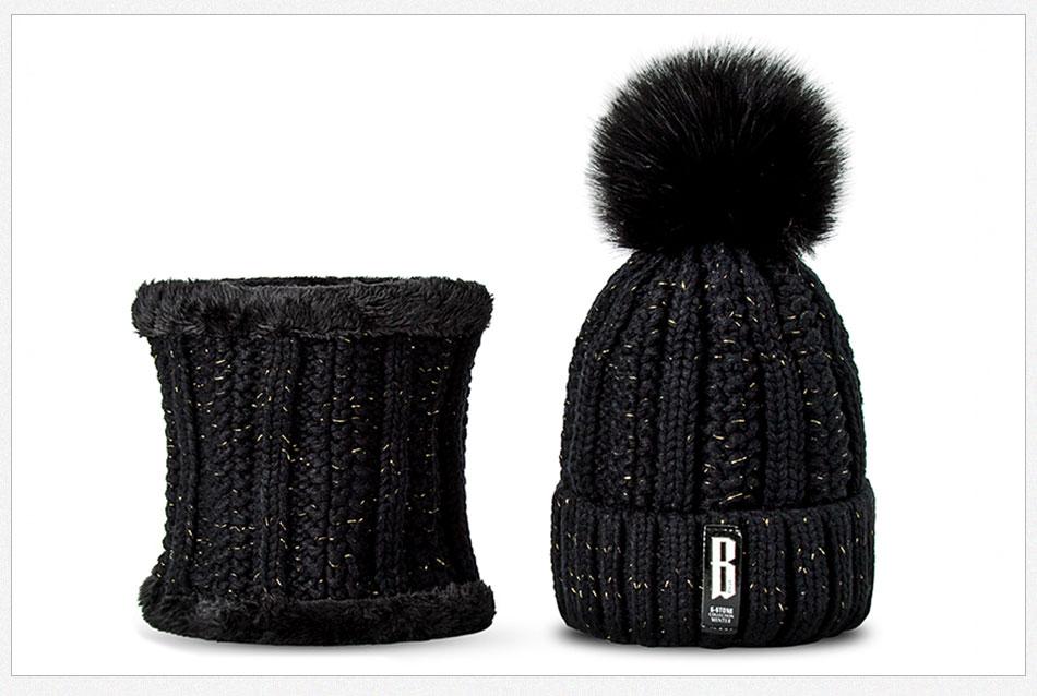 Зимняя шапка женская EVRFELAN фото