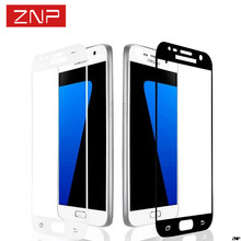 3D Curved Surface Full Screen Cover Coverage Tempered Glass Film for Samsung Galaxy S7 G9300 Screen Protector film