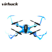 Virhuck T915 RC Helicopter Mini Quadrocopter Drone 2.4 GHz 4CH 6AXIS GYRO System LED Headless/Inverted Flight/One Key Return