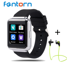 "Q1 android 5.1 OS Smart Watch phone 1.54"" Display 512MB + 4GB Smartwatch support WIFI SIM bluetooth GPS for apple android"