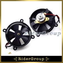 Radiator Thermal Cooling Fan For Chinese 200cc 250cc Chinese Motorcycle ATV Quad Go Kart Buggy Dirt Pit Bike 4 Wheeler UTV
