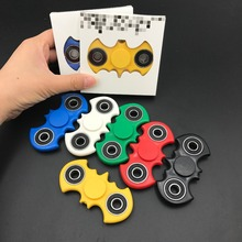 Buy 50pcs/lot Hand Spinner Autism ADHD Rotation Time Long Anti Stress Fidget Toys bat fidget spinner glow dark for $103.55 in AliExpress store