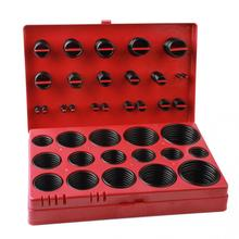419pc Rubber Seal O-Ring Assortment Plumbing ORing Universal Metric Kit New Arrival
