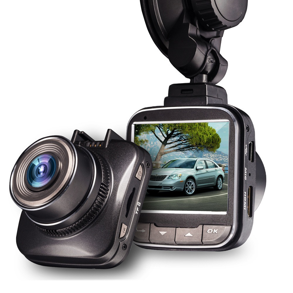 free shipping universal Mini car DVR HD 1080P car driving recorder 2.0 inch high resolution LCD, can watch while shooting.<br><br>Aliexpress