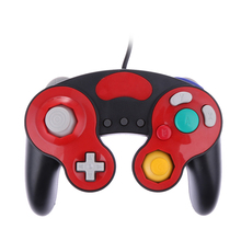 1.5M Wired Shock Game Controller Double Shock joystick Gamepad Joypad for Nintendo GameCube NGC For Wii Video Game(China)