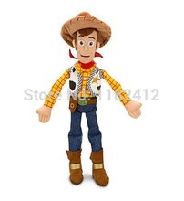 Toy Story Plush Woody Doll 28cm Boneco Toy Story de Pelucia Kids Toys for Children Gifts