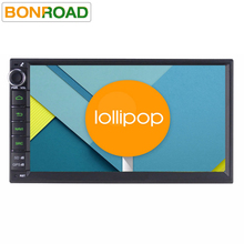 RK3188 2Din Android 5.1 Lollipop Universal Car Radio Quad Core 1024*600 HD Car GPS Navigation Head Unit Car PC with Navitel