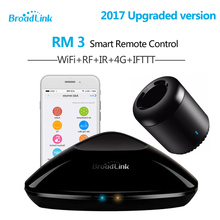 Broadlink RM3 RM Pro Mini 3 Black Bean Smart Home Automation Universal Wifi Switch Remote WiFi/IR/RF Controller Domotica RM2