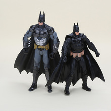 "1pcs Boys Favourite Toys Batman Action Figure Joint Moveable Various Pose Super Heroes Avengers Figure Kids Toy 7""18CM"