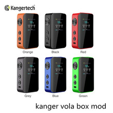 Buy Original Kangertech Vola Box Mod Kit 100W Vape Mod 510 thread Built-in 2000mAh Battery Electronic Cigarette TC Box Mod Kit for $33.76 in AliExpress store