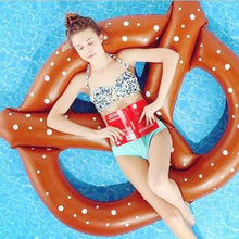 Pool Inflatable Toys Swimming Circle Baby Float Adult Donut Swimming Safety Circle Baby Swimming Pool Accessories Piscine(China)