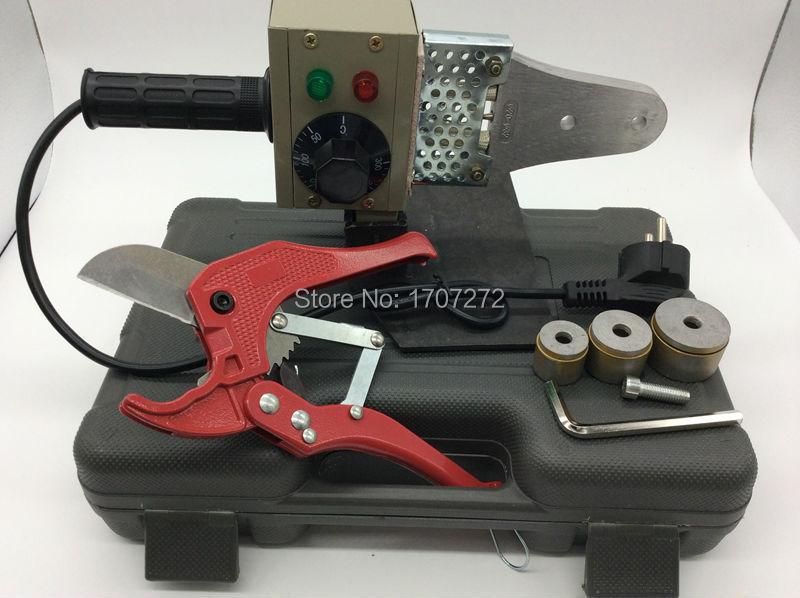 Free Shipping 20-32mm 220V 600W  hot melt machine, ppr pipe welding machine, PVC welding machine, plastic welder<br>