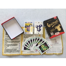 3 Kinds Take 6 Nimmt Board Game , Cards Games 2-10 Players Easy To Play Funny Game For Party/Family(China)