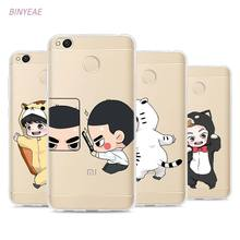 Buy BINYEAE Exo kpop Lucky one Style TPU Soft Phone Case Cover Xiaomi Mi Redmi Note A1 3 4 4X 4A 5A 5 Plus for $2.20 in AliExpress store