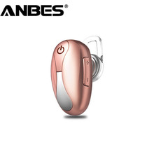 ANBES K17 Stereo Music Wireless Bluetooth Headset Headphones With Mic Handsfree Sound Earphone for iPhone Samsung MP3 Laptop(China)