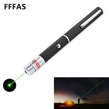 Red Blue Green Laser Pointer Laser Pen Puntero Petardos Lazer Pointer For Teach Caneta Potente Laserpointer Laser pen Stylo AAA(China)