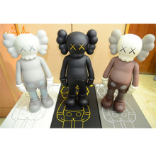 16 Inch Prototype Kaws Originalfake Dissected Companion VOGUE Art Toys Action Figure Collectible Model Toy DE81