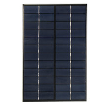 200 *130*3 mm 4.2W 12V/18V Polycrystalline Silicon Solar Panel Portable DIY Solar Module System Solar Cells Charger(China)