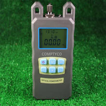 fiber optic power meter tester tester -70 to +1-dBm added with  FC/SC connectors