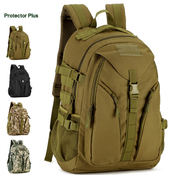 High Quality Nylon 40LTactical Military Backpack Molle Camouflage Travel Outdoor Sports 3D Tactical Travel Waterproof<br>