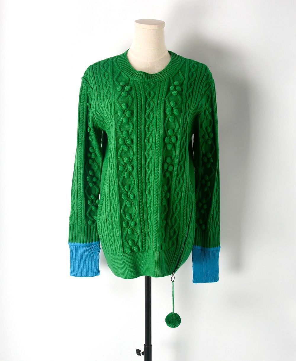 green sweater (8)