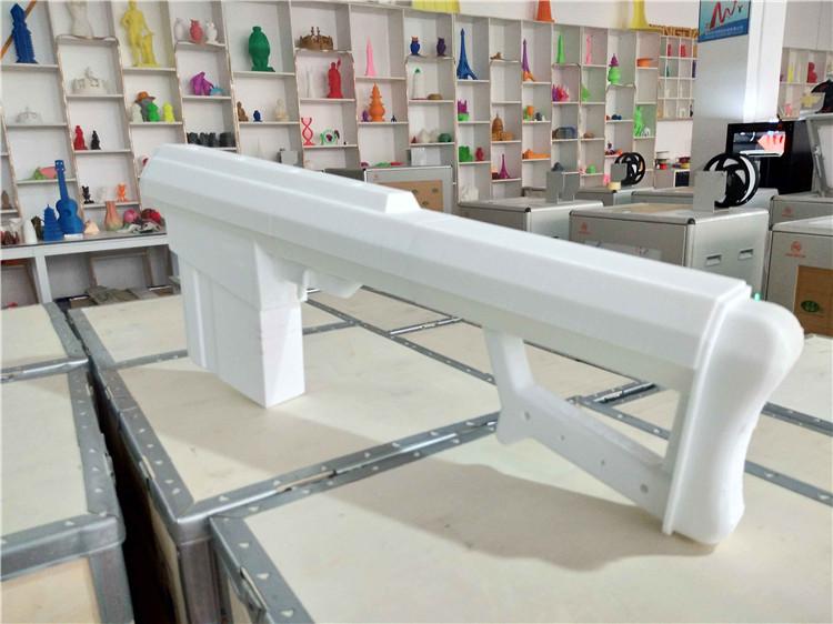3D Printed Model (3)