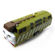 T0205 Diesel 10 Electric Thomas and friend  Trackmaster engine Motorized train Chinldren child kids plastic toysgift no carriage