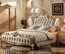 French Classic Italian Provincial Bedroom Furniture Set(China)