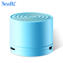 NewPal Wireless Best Bluetooth Speaker Multi-colors Mini Portable Boombox Music Speakers With USB TF AUX For Phone Xiaomi