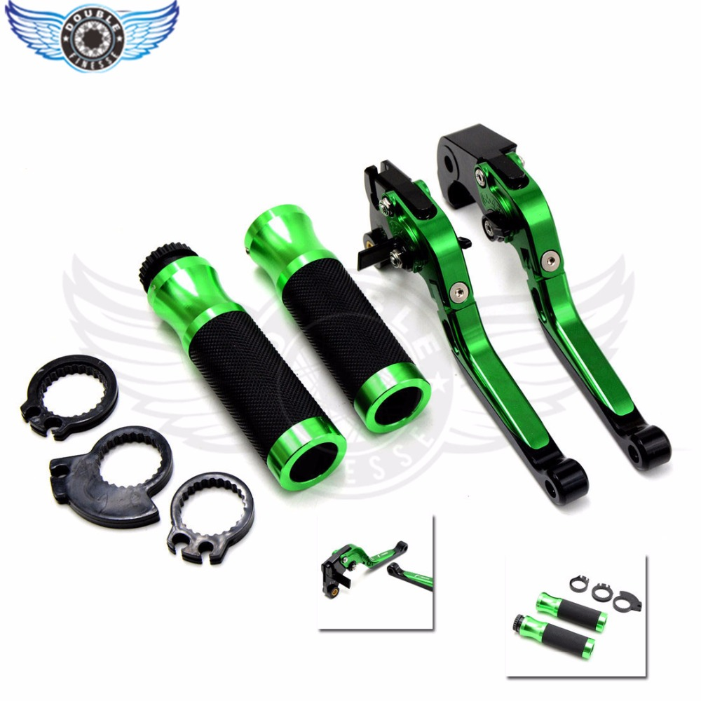 CNC Aluminum motorcycle Folding Extendable Brake Clutch Levers for BMW F800R F800GT F800ST F800S F700GS F650GS F650GS F800GS<br>