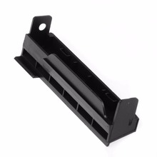 Laptop Hard Drive Caddy Cover Lid with Screw For DELL LATITUDE E4310 Black VCF64 P51