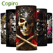 Buy Copiro Polyester Bike Headwear Cycling Headband Bicycle Pirate Scarf Hat Bufanda De Moto Gorras Ciclismo Bandanas Deportivas for $2.99 in AliExpress store