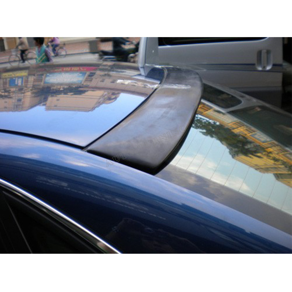 A4 B6 ABT style PU rear window roof wing spoiler lip for Audi 2003-2005 A4 B6<br><br>Aliexpress