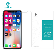 NILLKIN for iphone x screen protector Amazing 9H 0.33mm Film for iphone x tempered glass (5.8 inch) for iphonex screen cover(China)