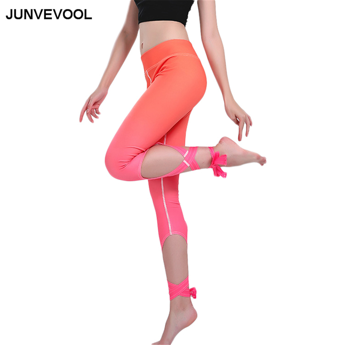 Punk Rock Leggings Women Fitness Legging Gothic Bandage Workout Legins Sexy Femme Bandages Harajuku Pant Capris Legging Trouser