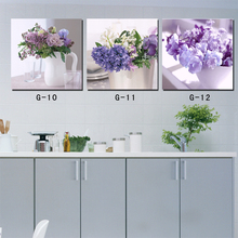 flowers modular wall painting he canvasmodular painting poster board room. pictures of the wall to the canvas painting