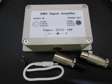 DC12V DMX signal Amplifier for LED RGB DMX controller(China)