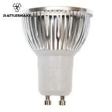 LED lamp Diode lantern Spotlights NEW shocker DISPATCH FROM MOSCOW MR16-GU10-6W 220V 560lumen 120degree Replace 80W (6pcs./lot)