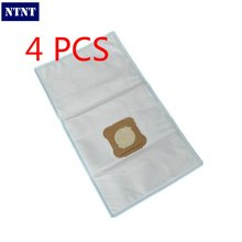 NTNT 4 PCS Fit for Kirby G4 G5 G6 Dust Bags Generation Microfibre Vacuum Cleaner Hoover non-wowen dust bag hepa filter dust bag