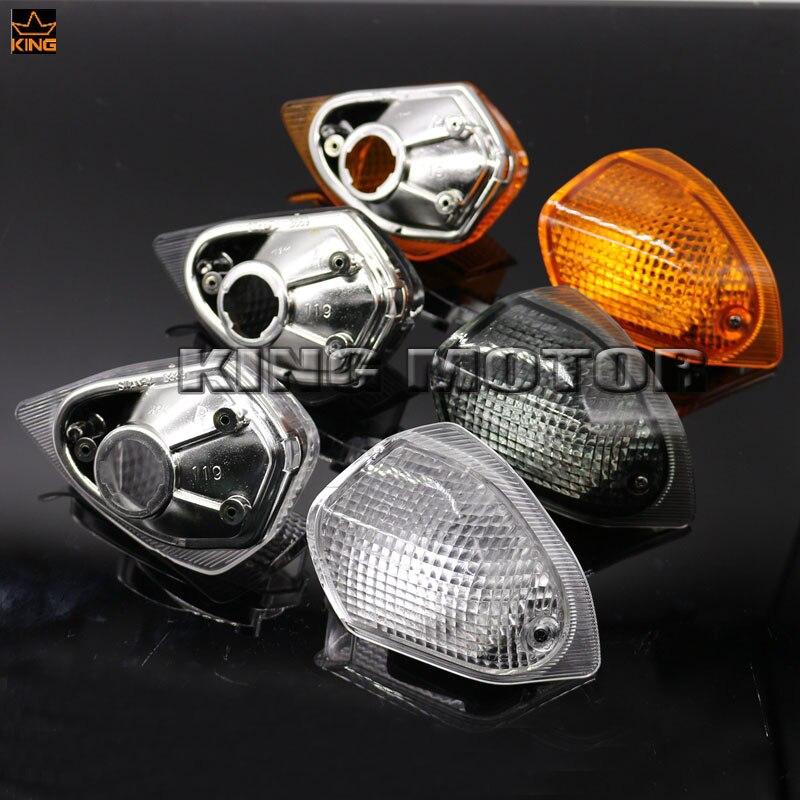 Hot Sale For KAWASAKI ZZR 400 600 ZX600E ZZR400 ZZR600 ZX-600E 1994-2004 Motorcycle Accessories Rear Turn signal Blinker Lens<br>
