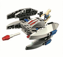 Star Wars Microfighters Series 2 Vulture Droid (75073)  compatible with Lego 75073