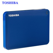 "Toshiba Canvio Connect II 2.5"" external hard drive 2tb usb 3.0 hdd Desktop Laptop Encryption hard disk disque Storage Devices hd"