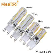 G9 Led Corn Bulb Lamp 6W 7W 8W 9W Power 360 degrees Beam Angle Spotlight 220V 230V 240V Replace 60W 70W  80W 90W Halogen Light