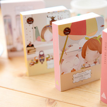 Paper Hard Copybook Daily Memos Fitted No Gift New Product Cute Notebook Mini Notepad
