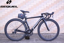 carbon bike complete bike T1000 3k black glossy BSA /BB30 carbon frame road bike race bike Complete Bicycle Carbon Cycling(China)
